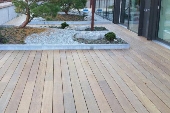 terrassenboden aus edlem bangkirai holz kiebler. Black Bedroom Furniture Sets. Home Design Ideas