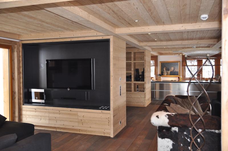 Holzdecken - Varianten